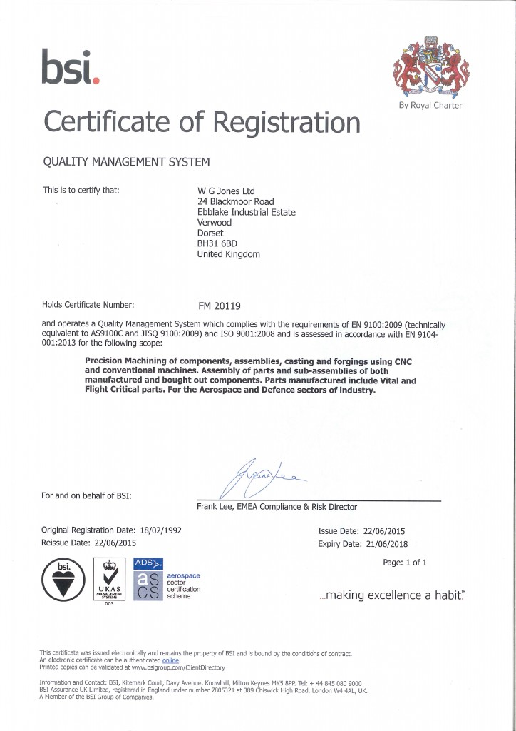 FM 20119 ISSUED MAY 2015